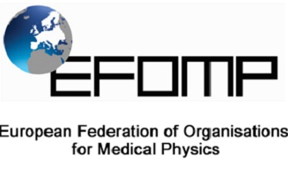 EFOMP - ECR 2019 reduced fee for physicists and medical physics